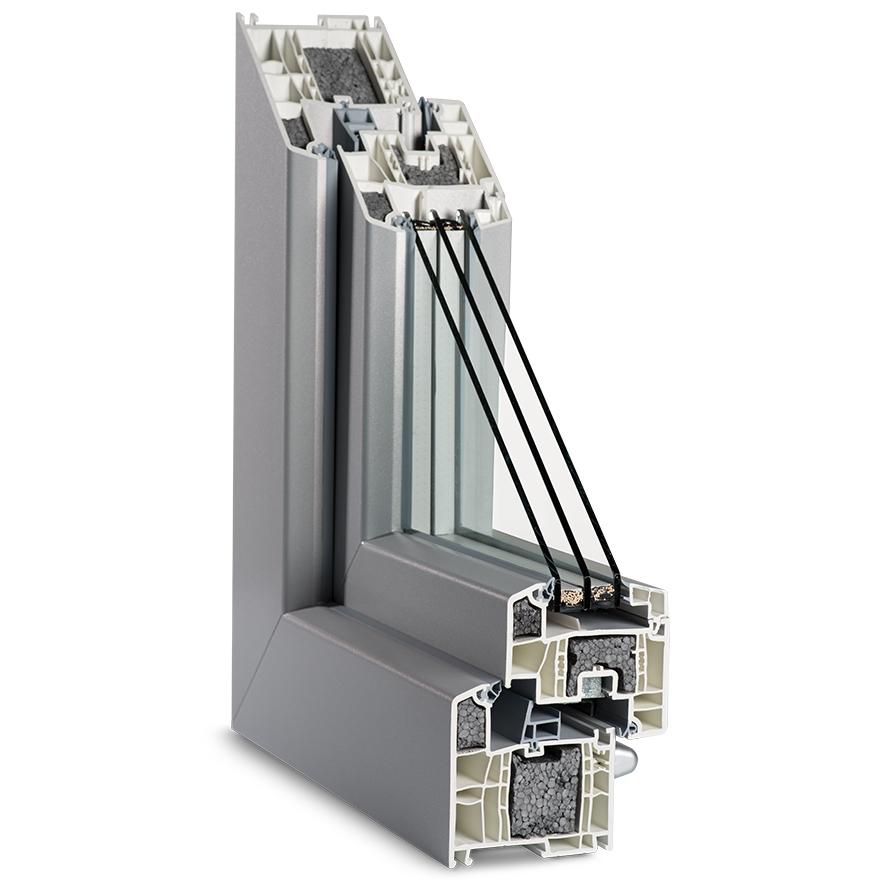 Plastová okna Profi+